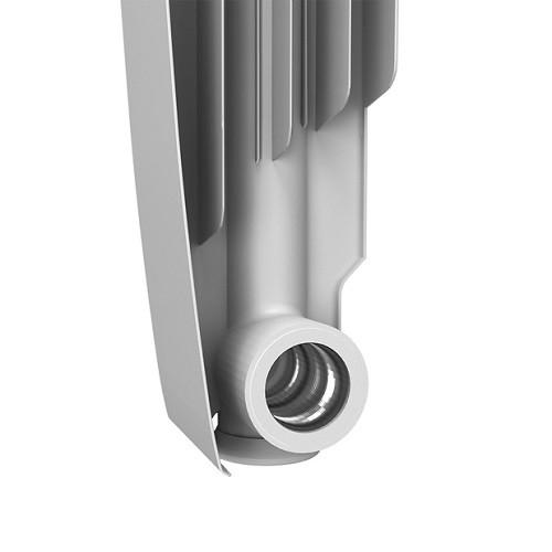 Алюминиевый радиатор отопления Royal Thermo Biliner Alum 500 Bianco Traffico 4 секции
