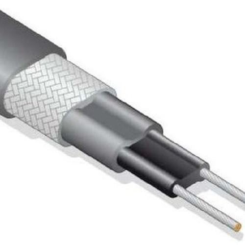 Cаморегулирующийся кабель EASTEC SRL 16-2 CR М=16Вт с экраном (на отрез)