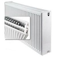 Стальной панельный радиатор отопления Buderus Logatrend K-Profil Тип 33, высота 400 мм, ширина 1600 мм