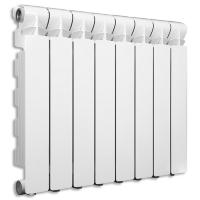Алюминиевый радиатор отопления Fondital  Calidor80 В2 500 12 секций