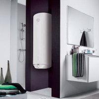 Электрический водонагреватель Atlantic Slim Steatite 080 N3 Uni