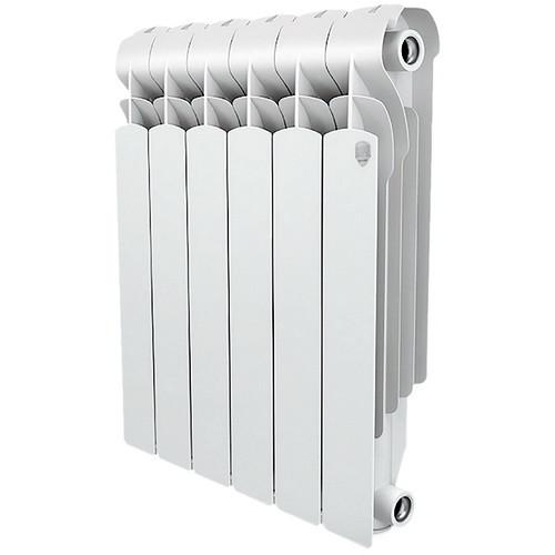 Алюминиевый радиатор отопления Royal Thermo Indigo 500 6 секций