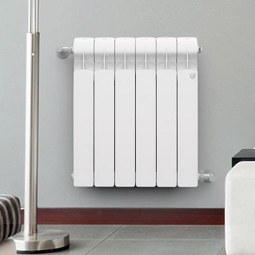 Алюминиевый радиатор отопления Royal Thermo Indigo 500 8 секций