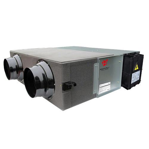 Компактная приточно-вытяжная установка Royal Clima SOFFIO RCS-1250-U