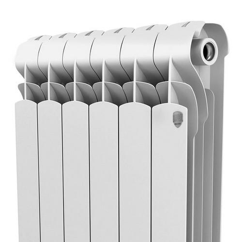 Алюминиевый радиатор отопления Royal Thermo Indigo 500 12 секций