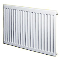 Стальной панельный радиатор отопления Лидея-Компакт ЛК 11-326