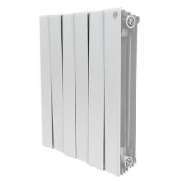 Биметаллический радиатор отопления Royal Thermo Piano Forte 500 Bianco Traffico 6 секций