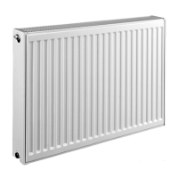 Стальной панельный радиатор отопления Лидея-Компакт ЛК 21-510