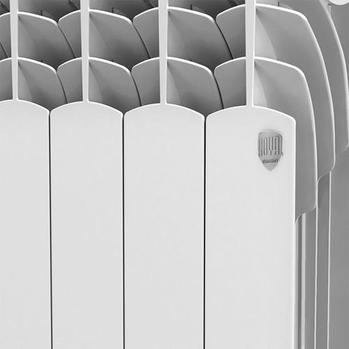Биметаллический радиатор отопления Royal Thermo Revolution Bimetall 500 6 секций