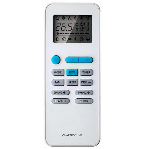 Напольно-потолочный кондиционер QuattroClima QV-I36FF/QN-I36UF