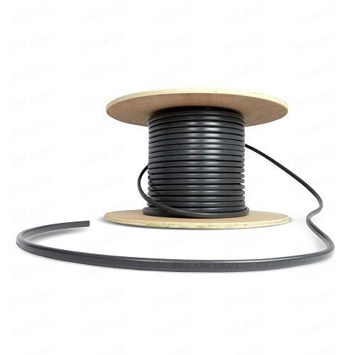 Саморегулирующийся зональный греющий кабель Heatus ZRHC30-CS 30Вт/м с экраном, изоляция силикон (на отрез)
