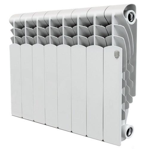 Биметаллический радиатор отопления Royal Thermo Revolution Bimetall 500 12 секций