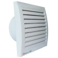 Бытовой вентилятор MMotors JSC MM 100/60, сверхтонкий, квадратный, белый