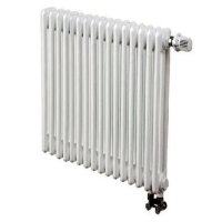 Стальной трубчатый радиатор отопления Zehnder Charleston 2056 № 69ТВВ 18 секций